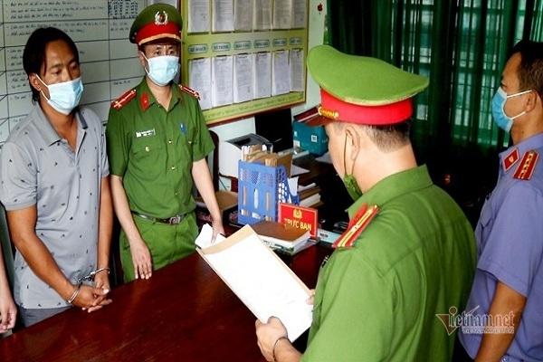 Bắt giám đốc doanh nghiệp cùng đồng bọn ở Quảng Bình