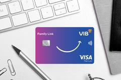 Lần đầu tiên VIB hợp tác Visa ra mắt thẻ tín dụng 'đồng hành cùng con'