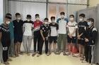Bắt 11 thanh niên chạy xe tốc độ cao chém chết người ở Thanh Hóa