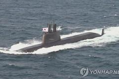 Xem Hàn Quốc phóng thử thành công tên lửa đạn đạo từ tàu ngầm