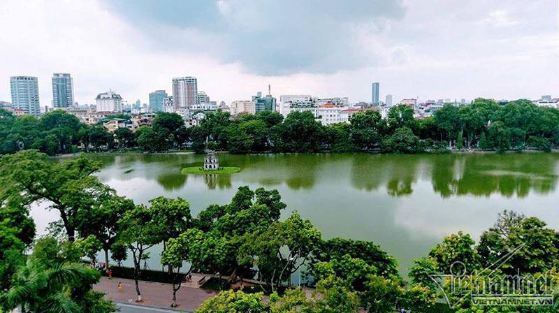 18 quận, huyện tại Hà Nội đạt mức bình thường mới