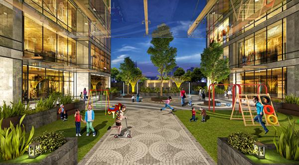 Dự án Harmony Square ra mắt quỹ căn hộ cho người nước ngoài