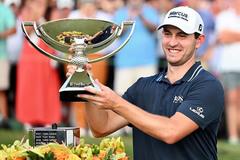 Patrick Cantlay xuất sắc nhất năm của PGA Tour