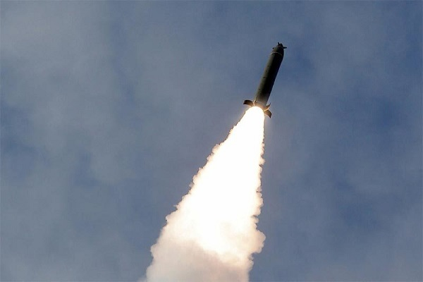 Mỹ lên án vụ phóng tên lửa đạn đạo của Triều Tiên