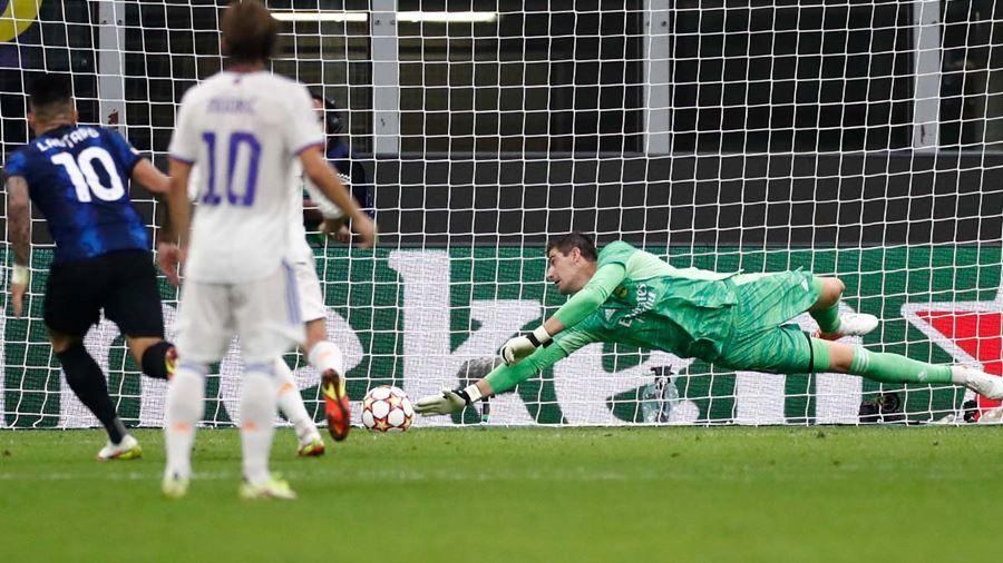 Real Madrid hạ gục Inter Milan ở phút 89