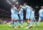 """Man City đả bại RB Leipzig sau màn rượt đuổi """"điên rồ"""""""