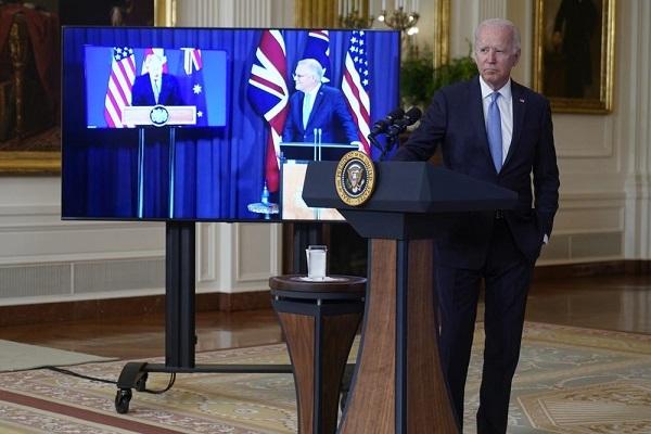 Mỹ, Anh, Australia công bố thỏa thuận hợp tác an ninh-quốc phòng