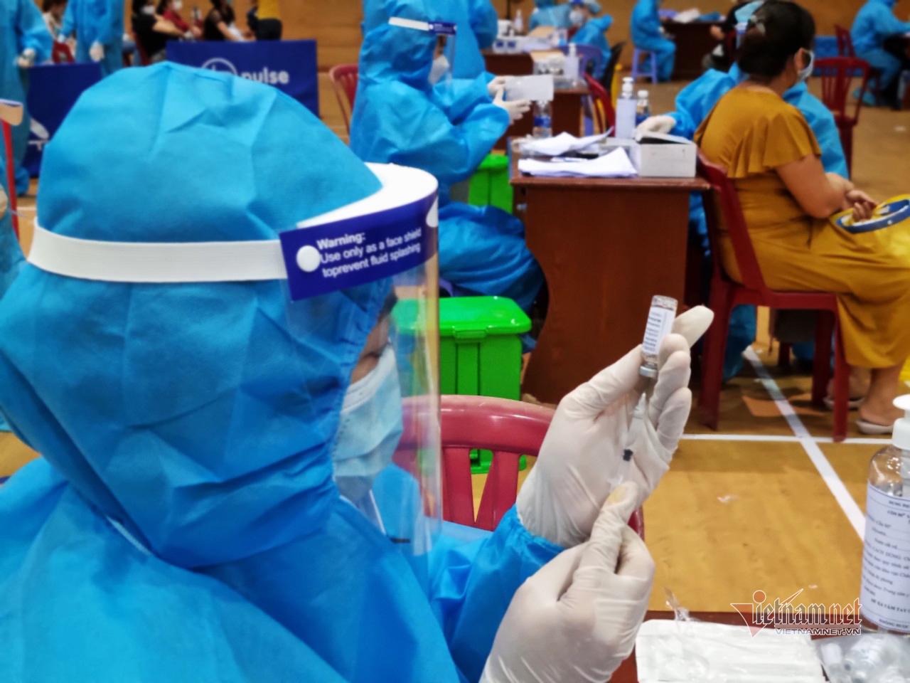 Hình ảnh Đà Nẵng tổ chức chiến dịch tiêm vắc xin lớn nhất từ trước đến nay