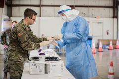 Mỹ, Pháp và Italia đồng loạt ra tối hậu thư tiêm chủng Covid-19
