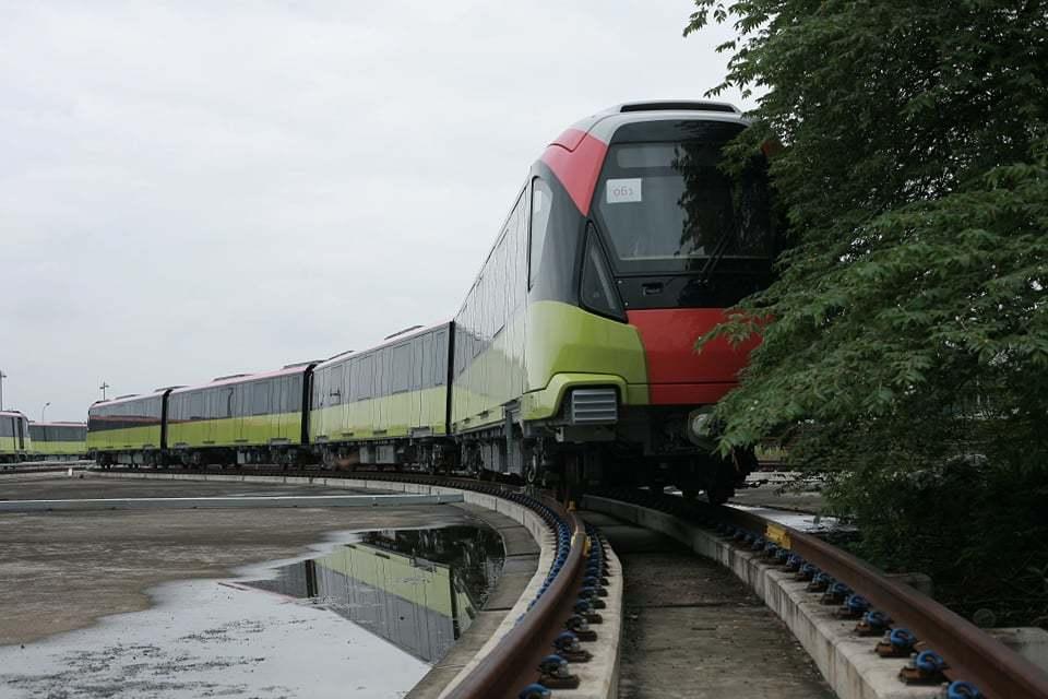 Đường sắt Nhổn - ga Hà Nội không thể vận hành, khai thác cuối năm nay
