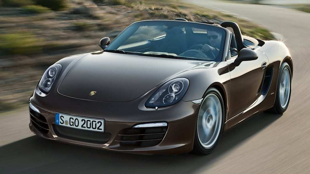 Nguy cơ gãy trục sau gây tai nạn, Porsche triệu hồi Boxster và Cayman