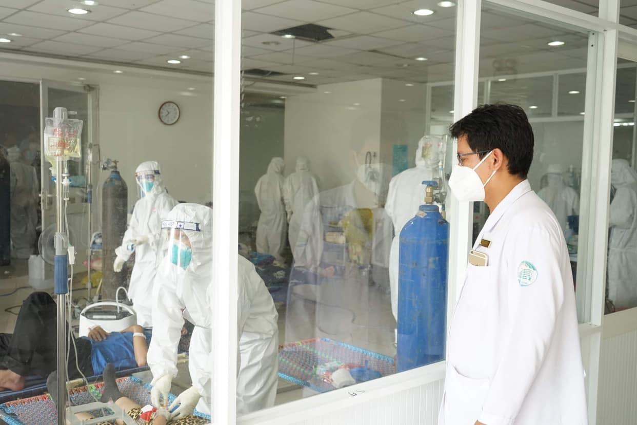 6.209 bệnh nhân Covid-19 tại Bệnh viên dã chiến số 3 được xuất viện