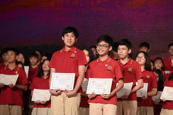 'Mùa bội thu' của học sinh VAS tại các kỳ thi quốc tế Cambridge