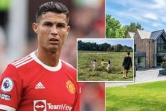 Ronaldo gặp 'sự cố', phải chuyển nhà gấp chỉ sau 2 tuần
