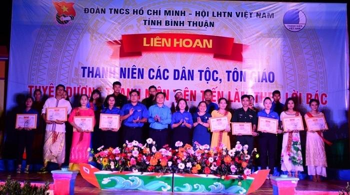 Bình Thuận: Chú trọng đoàn kết, tập hợp thanh niên là tín đồ tôn giáo