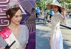 Á hậu gốc Việt lên tiếng về tin mua giải ở Hoa hậu Kong Kong 2021