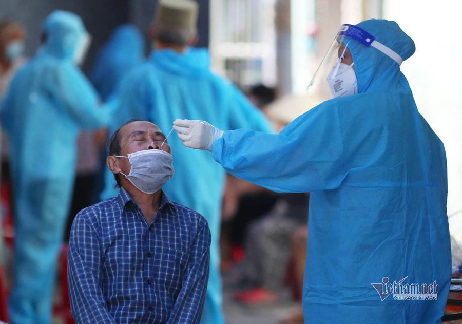 Ngày 20/9 Việt Nam ghi nhận số ca Covid-19 thấp nhất trong 1 tháng qua