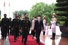 Việt Nam - Hàn Quốc tăng cường hợp tác công nghiệp quốc phòng