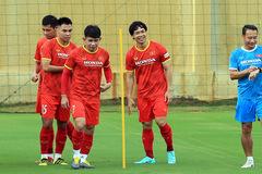 Công Phượng lập cú đúp, tuyển Việt Nam thắng đàn em U22