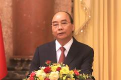 Phát biểu của Chủ tịch nước tại lễ bổ nhiệm chức danh thẩm phán TANDTC