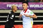 Futsal Việt Nam 2-2 Panama: Giằng co nghẹt thở