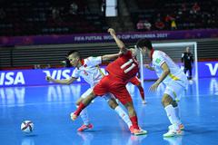 Kết quả bóng đá hôm nay 17/9: Futsal Việt Nam thắng kịch tính