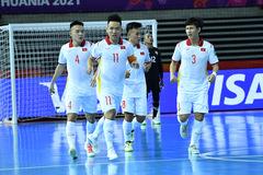 Thắng nghẹt thở Panama, ĐT futsal Việt Nam thắp lên cơ hội đi tiếp