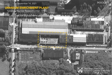 Ảnh vệ tinh cáo buộc Triều Tiên mở rộng cơ sở làm giàu uranium