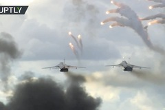 Hình ảnh mãn nhãn trong cuộc tập trận của Nga và Belarus