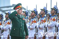 Những phát ngôn của Đại tướng Phùng Quang Thanh về an ninh, quốc phòng