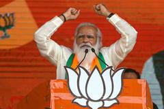 Ấn Độ mở chiến dịch 3 tuần mừng sinh nhật Thủ tướng Modi
