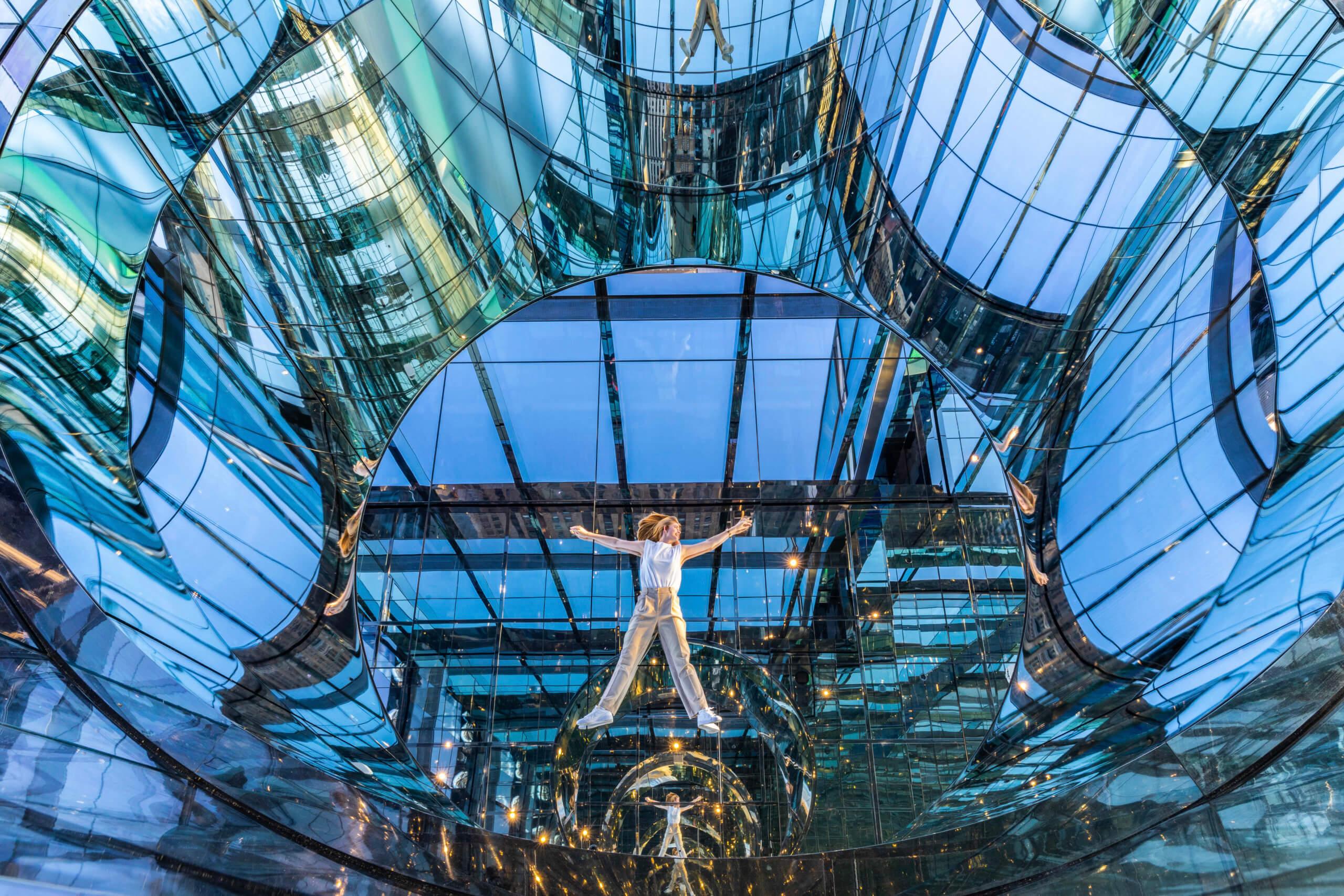 Đài quan sát ấn tượng nhất thế giới: Rộng 6.000 m2, ngắm toàn cảnh New York từ tầng 91