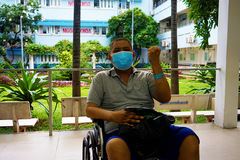 Bệnh nhân Covid-19 nặng, phải 2-3 bác sĩ hỗ trợ đã được xuất viện