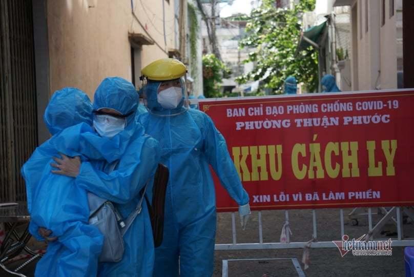 5 người trong một gia đình dương tính nCoV, Đà Nẵng di dời khẩn cấp 17 hộ dân