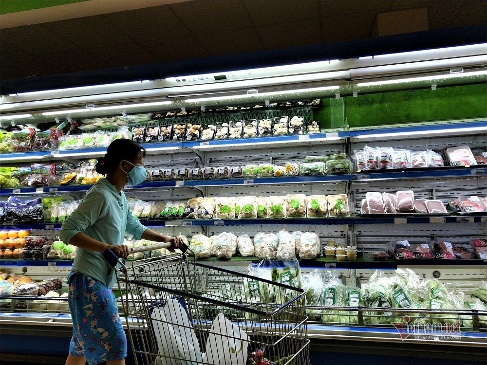 TP.HCM: Dân Quận 7 nhiều nơi chưa có phiếu đi chợ