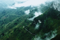 Discovering God Cliff in Ha Giang