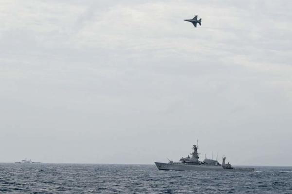 Indonesia tăng tuần tra biển vì phát hiện tàu Trung Quốc đến gần