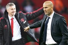 Zidane không quan tâm ngồi 'ghế nóng' MU