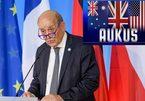 Phẫn nộ với liên minh Mỹ-Anh-Australia, Pháp triệu hồi các đại sứ về nước