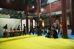 600 diễn viên võ thuật Trung Quốc bị kiểm tra
