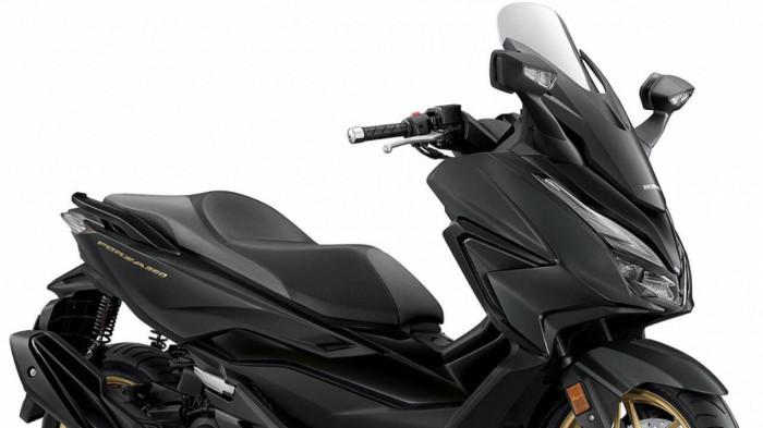 Honda Forza 350 ra mắt Thái Lan, giá bằng nửa tại Việt Nam