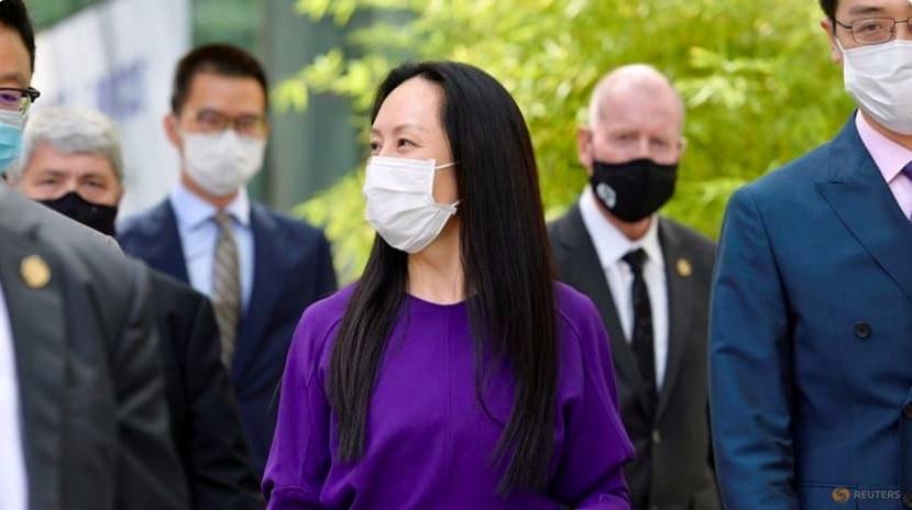 Mỹ đàm phán với Huawei về thoả thuận nhận tội của bà Mạnh Vãn Chu
