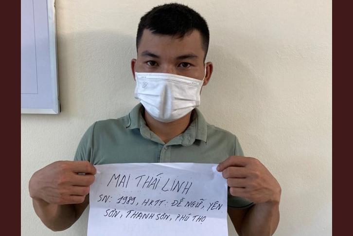 Chèo thuyền qua sông trốn chốt kiểm soát dịch, 2 người bị bắt giữ ở Quảng Ninh