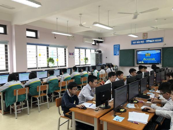 2 tuần, 7 vạn học sinh đăng ký Đấu trường toán học 2021 - 2022