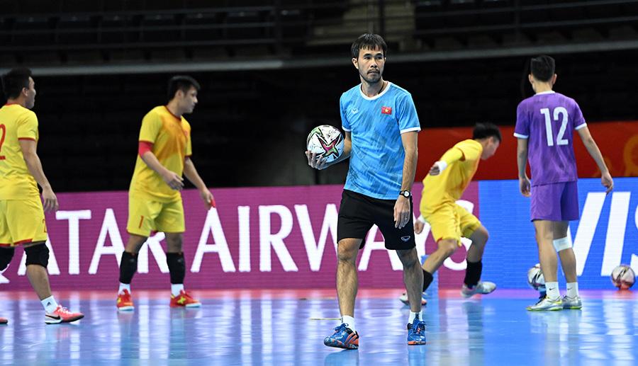 Futsal Việt Nam mài sắc 'vũ khí', chuẩn bị quyết đấu CH Czech