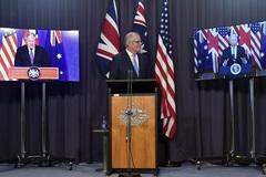 Malaysia e ngại thỏa thuận hợp tác quốc phòng Mỹ, Anh và Australia