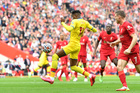 Liverpool 1-0 Crystal Palace: Sadio Mane lập công (H1)