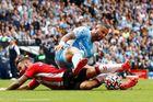 Man City 0-0 Southampton: Nghẹt thở phút cuối
