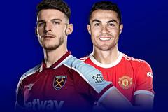 West Ham vs MU: Quỷ đỏ rũ bùn đứng dậy
