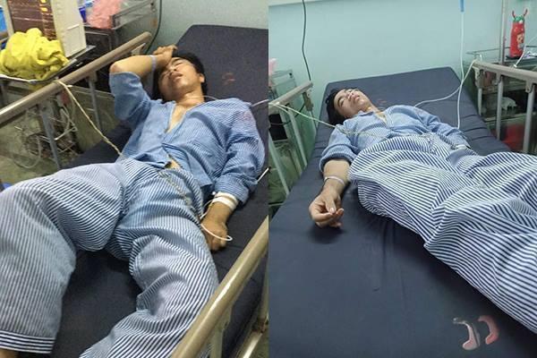 Anh Lương Văn Thanh bị u não ác tính được bạn đọc giúp đỡ hơn 36 triệu đồng